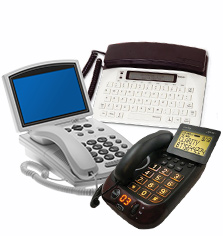 Free telecommunication equipment for Alaskans who are Deaf, Hard of Hearing or Speech-disabled
