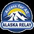 Alaska Relay Logo